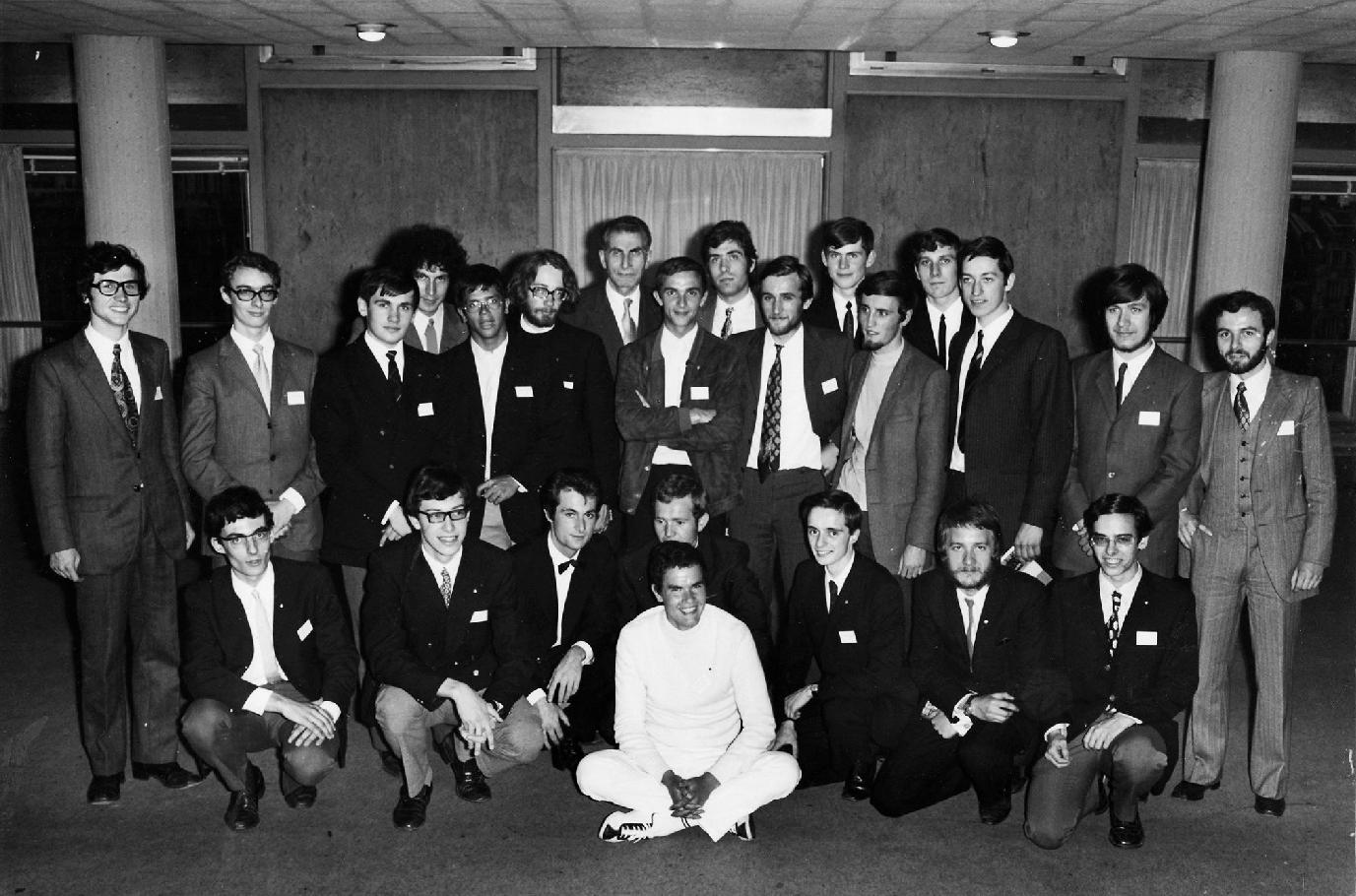 Promotion Zellidja 1969 et 1970. Aujourd'hui, la majorité des Z sont des voyageuses !